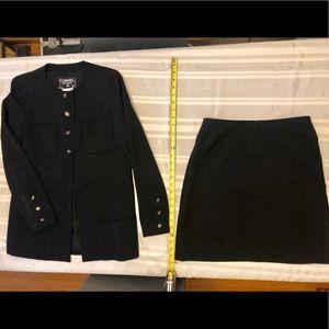 Chanel Skirt & Jacket Suit